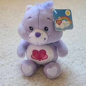 NWT Vintage Care Bear Harmony Bear